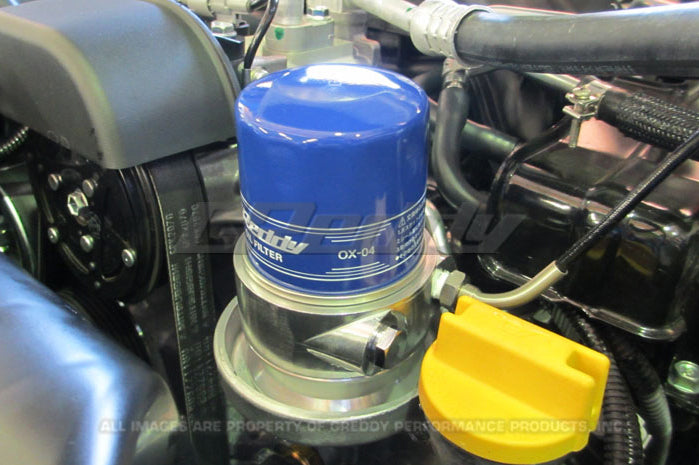 GReddy Oil Block Set - 2013+ Subaru BRZ/Scion FR-S/Toyota GT86