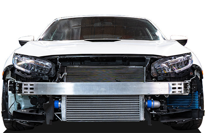 GReddy Type-28E Intercooler Kit - 2017+ Honda Civic Type R (FK8)