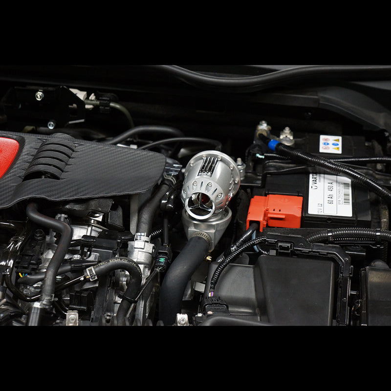 HKS SSQV4 Blow-Off Valve - 2017+ Honda Civic Type R (FK8)