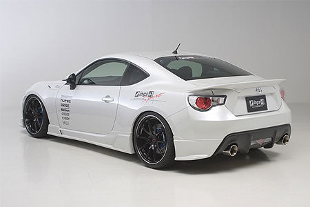 Ings+1 Side Skirts - 2013+ Subaru BRZ/Scion FR-S/Toyota GT86