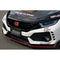 J's Racing Front Sports Grill - 2017+ Honda Civic Type R (FK8)