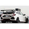 J's Racing Type 1 Carbon 3D GT Wing (WET CFRP) - 2017+ Honda Civic Type R (FK8)