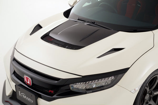 Varis Cooling Hood - 2017+ Honda Civic Type R (FK8)