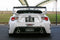 Chargespeed Full Rear Bumper - 2013+ Subaru BRZ