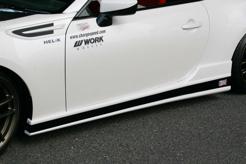 Chargespeed Side Skirts - 2013+ Subaru BRZ