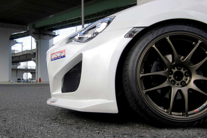 Chargespeed Full Front Bumper - 2013+ Subaru BRZ