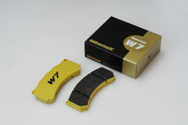 WinmaX W7 Brake Pads (Race/Rally) [FRONT] - 2017+ Honda Civic Type R (FK8)