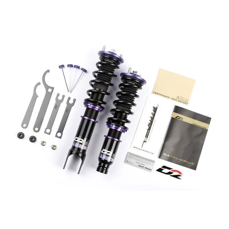 D2 Racing RS Series Coilovers - 2013+ Subaru BRZ/Scion FR-S/Toyota GT86