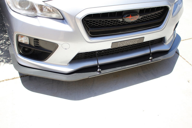 Verus Engineering Front Splitter Support System - 2015+ Subaru WRX/STI (VA)