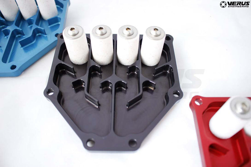 Verus Engineering Air Oil Separator (AOS) - 2013+ Subaru BRZ/Scion FR-S/Toyota GT86