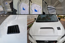 Verus Engineering Hood Louver Kit - 2015+ Subaru WRX/STI (VA)