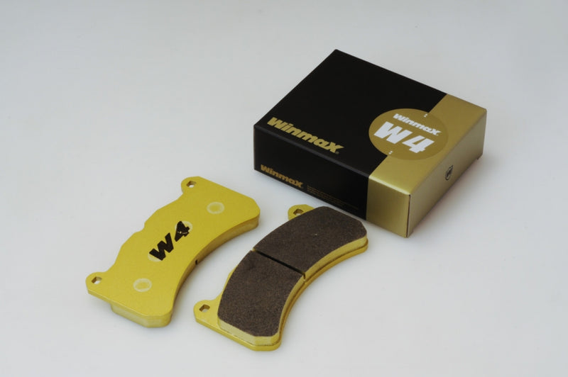 WinmaX W4 Brake Pads (Competition/Track) [REAR] - 2017+ Honda Civic Type R (FK8)