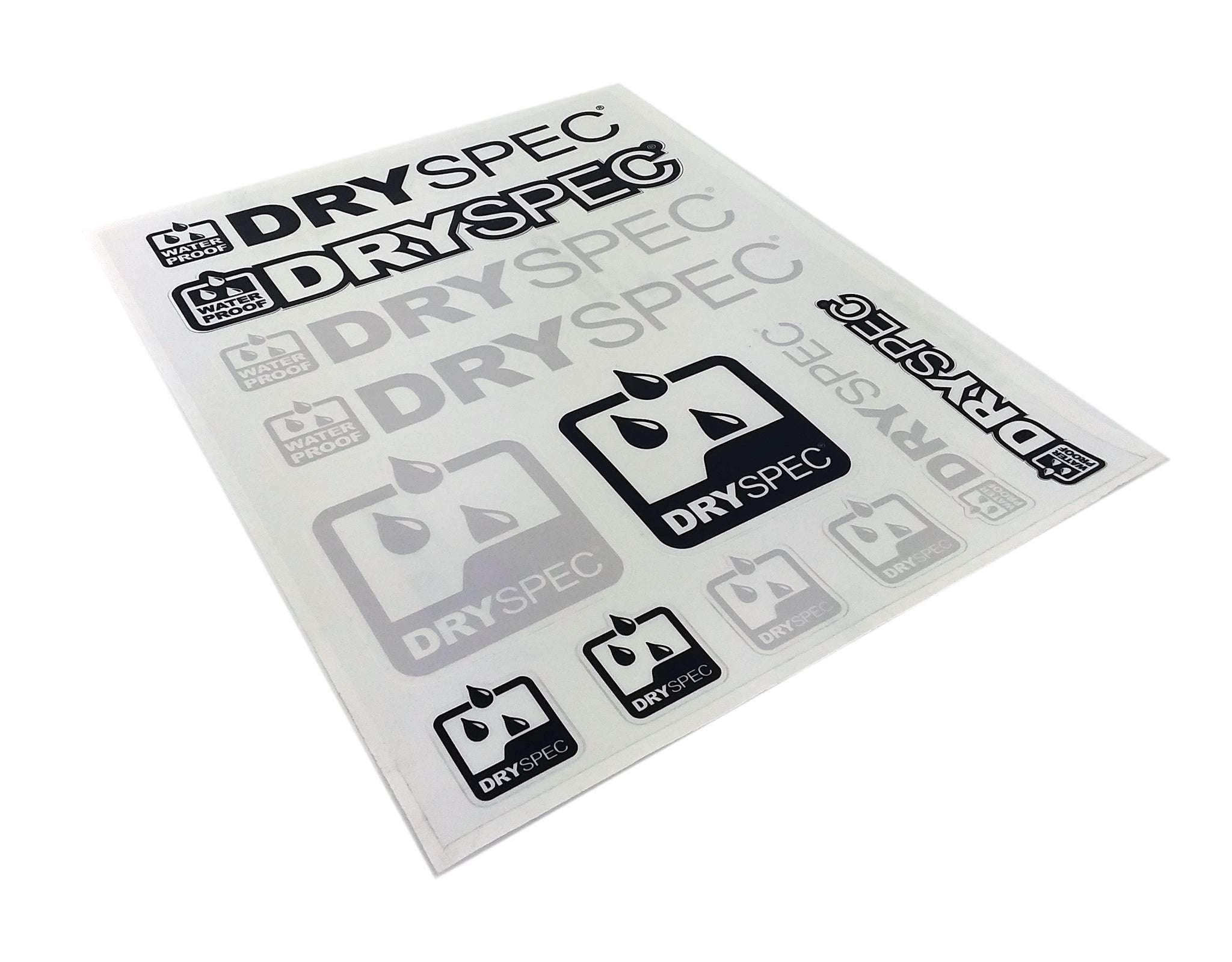 "Decal Sheet - Multi-Color, 8.5""x11"""