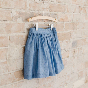 Jane Skirt - Blue