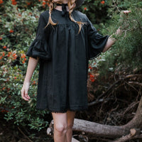 Belle Dress- Black