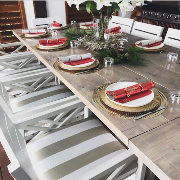 G. The Farmhouse Dining Table Collection