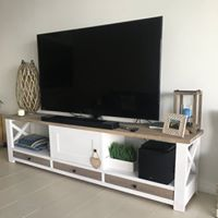 Oxford TV Unit 2 m