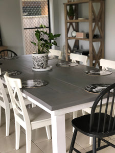 The Farmhouse Dining Table 2.1 m long