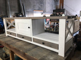 The Oxford Collection 2m TV Unit