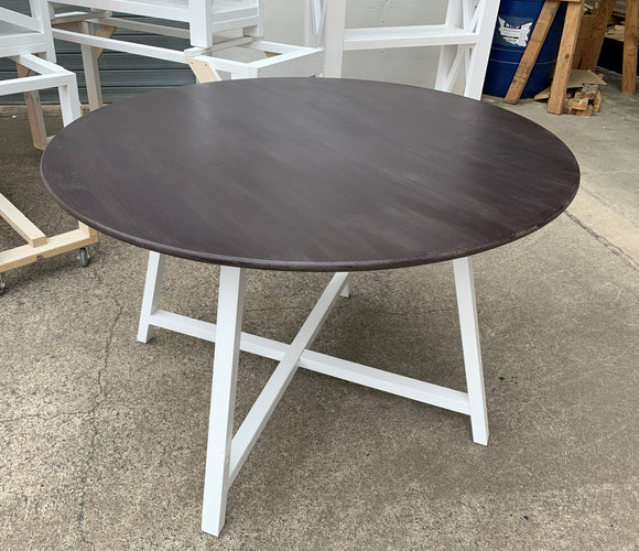 Cottage Dining Table 1.2 m diameter