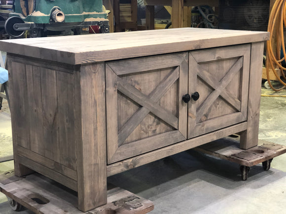 Rustic Range Sideboard TV Unit