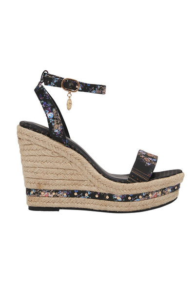 ESPADRILLE WEDGE PALACE PLAYHOUSE