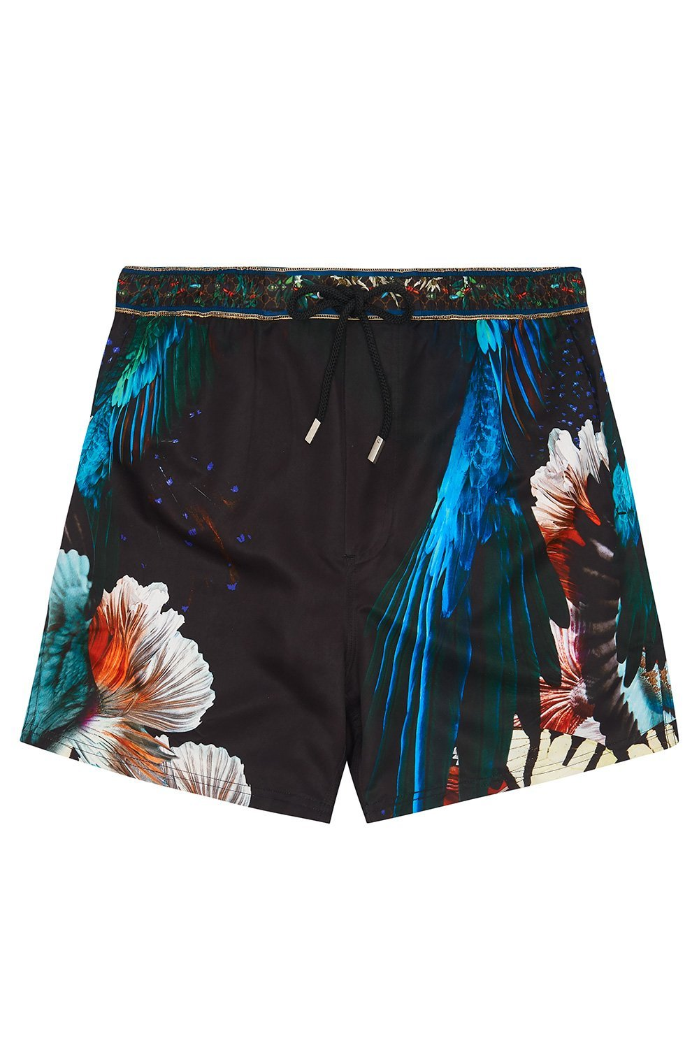 ELASTIC WAIST BOARDSHORT NIGHT FLIGHT