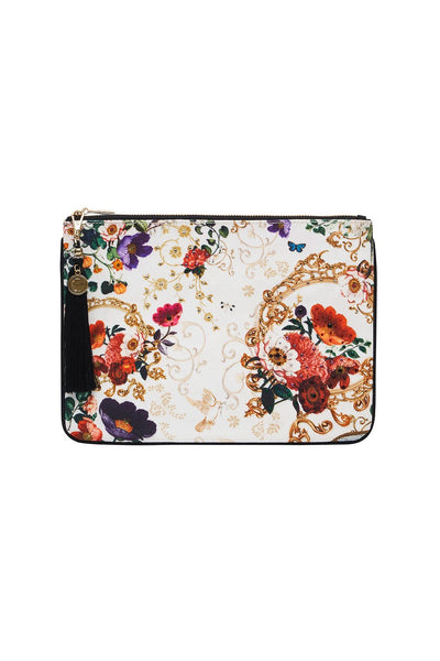 SMALL CANVAS CLUTCH FAIRY GODMOTHER