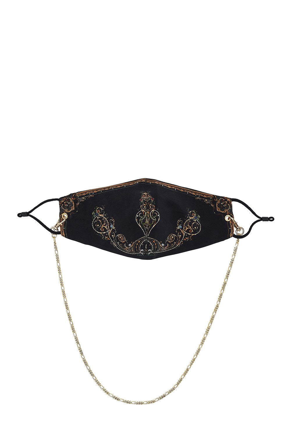 FACE MASK COVER WITH CHAIN STUDIO 54