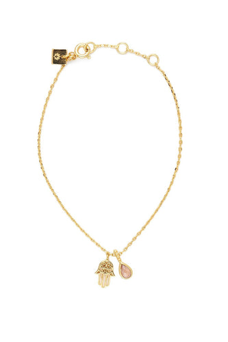 BY CHARLOTTE PROTECTION BRACELET GOLD