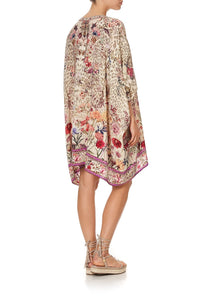 SHORT KAFTAN WITH CUFF DRIFTING DREAMER