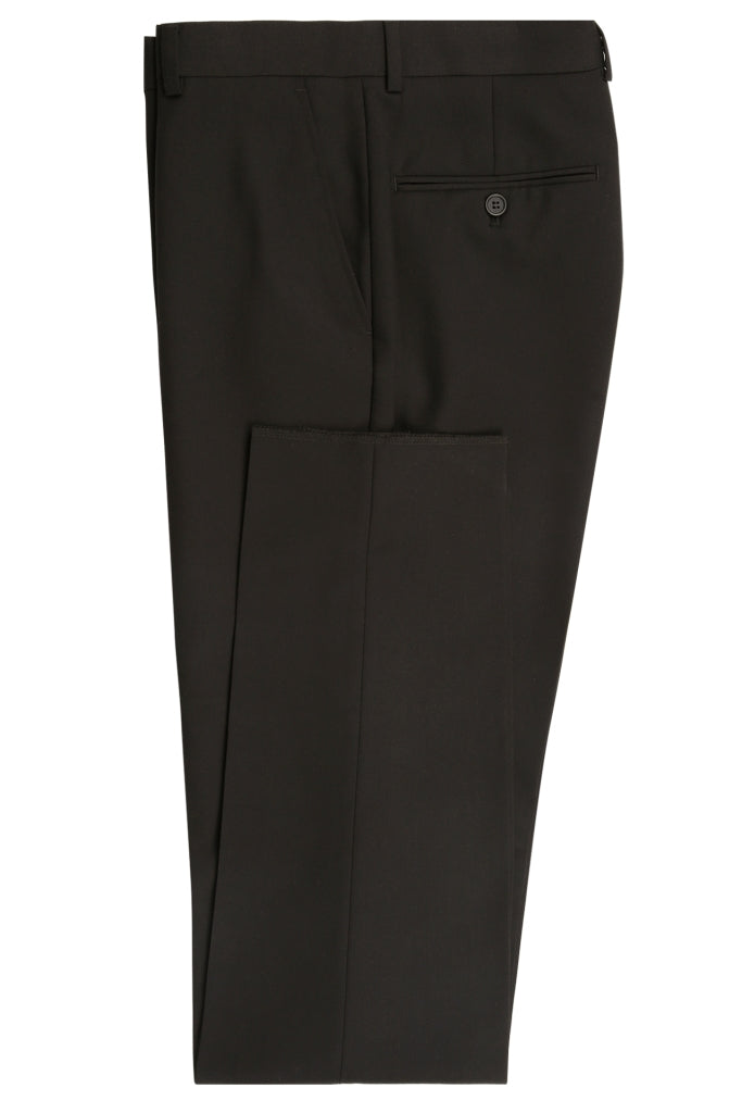 Black Slim Fit Suit Pant