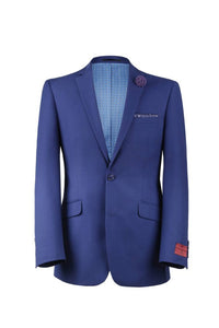 BUILD YOUR PROM PACKAGE: New Navy Slim Fit Suit
