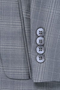 BUILD YOUR PACKAGE: Pattern Slim Fit Suit