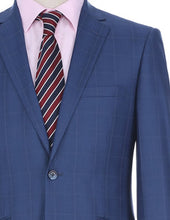 Load image into Gallery viewer, Pattern Slim Fit 2 Pc Suit