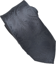 Load image into Gallery viewer, Pink Paisley Tone on Tone Necktie