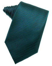 Load image into Gallery viewer, Sangria Herringbone Necktie