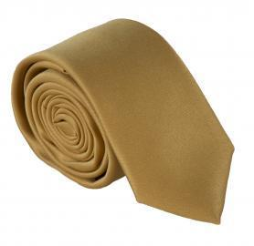 Men's Necktie - Gold