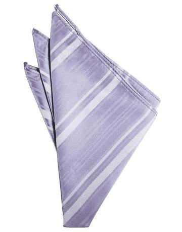 Periwinkle Satin Pocket Square