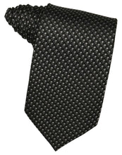 Load image into Gallery viewer, Pink Venetian Pin Dot Necktie