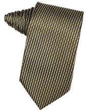 Load image into Gallery viewer, Autumn Venetian Pin Dot Necktie