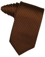 Load image into Gallery viewer, Silver Venetian Pin Dot Necktie