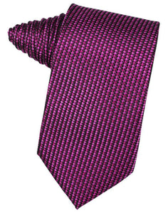 Hunter Venetian Pin Dot Necktie