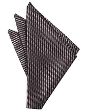 Load image into Gallery viewer, Fuschia Venetian Pin Dot Pocket Square