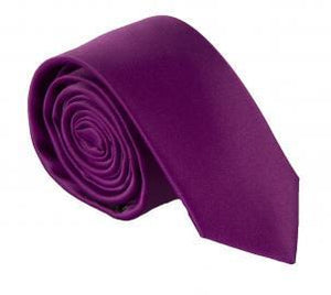 Men's Necktie - Coral