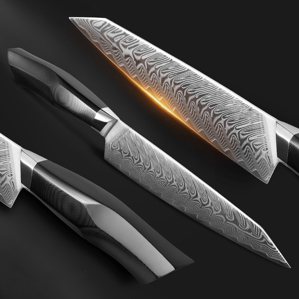 "8.5"" Gosu Series Carving Knife"