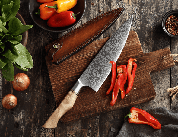 "8.5"" Elderwood Series Chef's Knife"