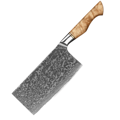 "7.0"" Elderwood Series Cleaver"