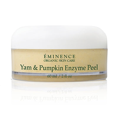 Yam and Pumpkin Enzyme Peel