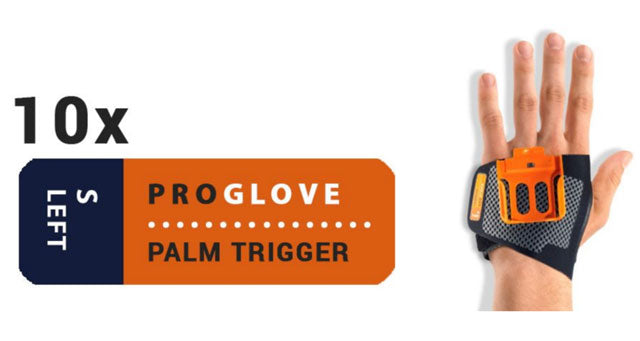 ProGlove Palm Trigger 10 Pcs. Pack - Pick Right or Left and Pick Size (G007-X)